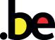 Logo of .be