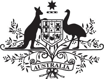 Logo of Australian Embassy