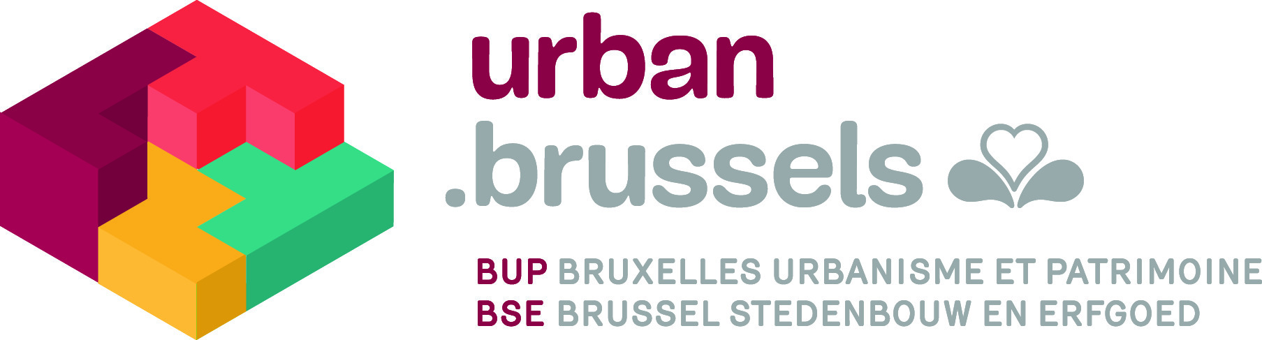 Logo of Urban Brussels